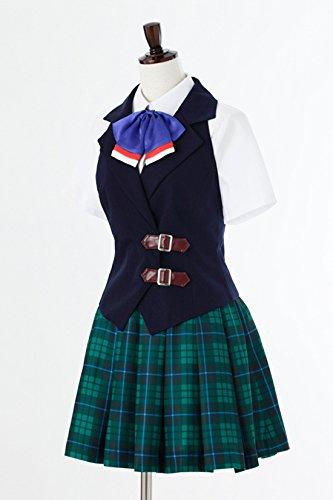 * UTA no Prince SAMA! saotome school uniform girls summer dress size L