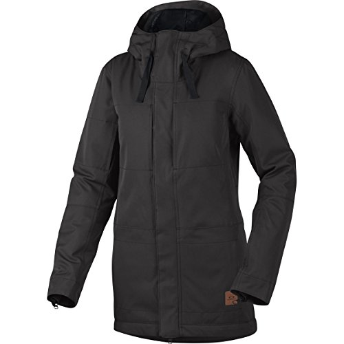 Oakley Women's Moonshine BZI Jacket, Small, Jet Black