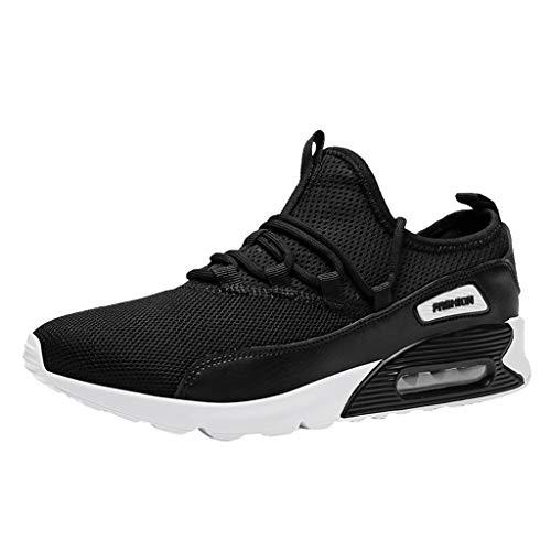 Haforever Men's Athletic Walking Blade Running Tennis Shoes Fashion Sneakers