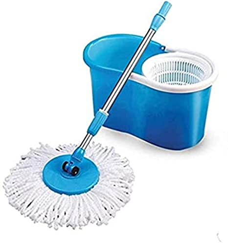 Trueware Plastic Mop Set   Multicolor