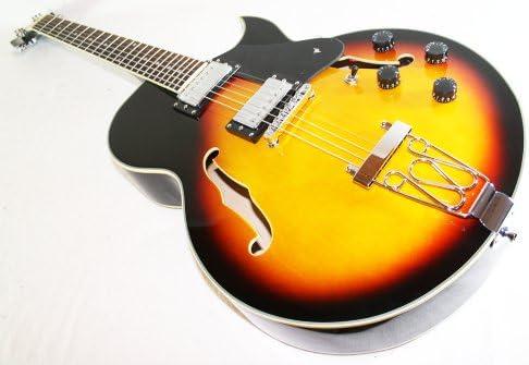 Cher rystone 4260180883091 Guitarra eléctrica de jazz GSH ...