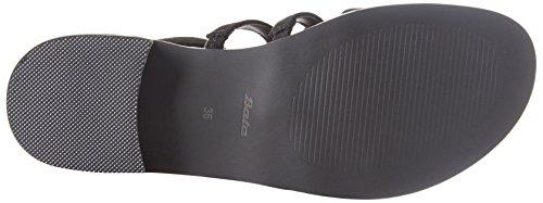 Donna Caviglia con 569206 alla Sandali Nero Cinturino BATA Y8zUqa