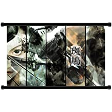 """Ikaruga Video Game Fabric Wall Scroll Poster (32"""" x 20"""") Inches"""
