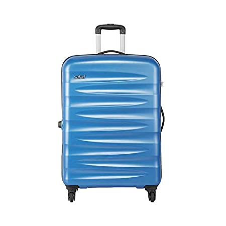 Safari Wedge 65 Cms Polycarbonate Check-In 4 wheels Hard Suitcase