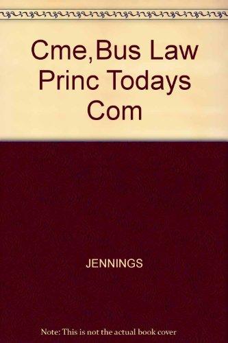 Cme,Bus Law Princ Todays Com