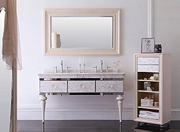Bador Meuble Design lavabo de Luxe marbre Meuble Miroir ...
