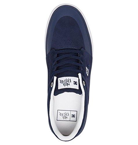 WES Uomo Shoes Basse Kremer Espadrillas DC Blue wX5UxIXq