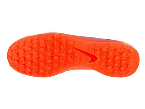 Nike Mens Mercurialx Vortex Iii Cr7 Tf Voetbal Cleat Grijs