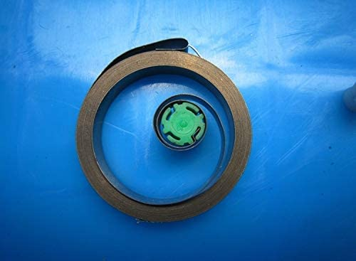 8 0.25 F-MINGNIAN-SPRING 1pc in acciaio a forza costante molla for cintura di sicurezza Type-S35 3000 millimetri
