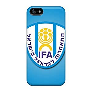 First-class Case For Iphone 6 Plus (5.5 Inch) Cover Dual Protection Cover Israel Football Logo