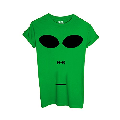 T-Shirt ALIEN FACE - FILM by iMage Dress Your Style