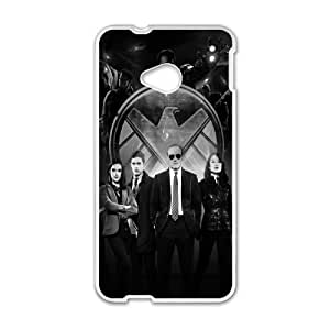 Agents of S.H.I.E.L.D SANDY8021034 Phone Back Case Customized Art Print Design Hard Shell Protection HTC One M7