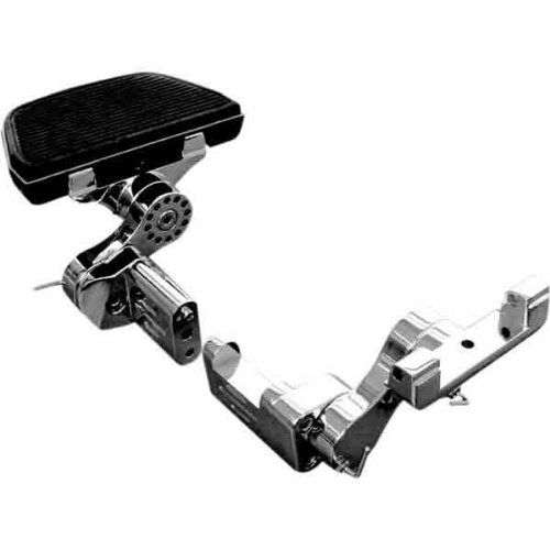 Rivco Products Adjustable Passenger Floorboard Mount HDPBLA-RE