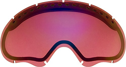 Replacement Lenses For Oakley A Frame Snow Goggle Light Rose - Oakley Lens Case