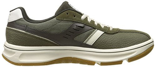 free shipping best Skechers Piers II Men US 12 Green Sneakers cheap under $60 pT9XFrwy