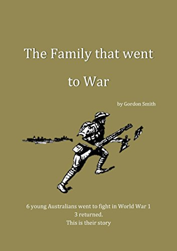 Book cover image for The Family that went to War