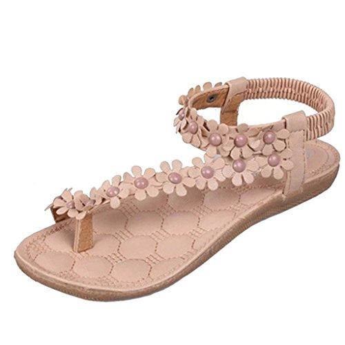 Kära Tid Söta Sandals För Kvinnor Mode Skor Rosa