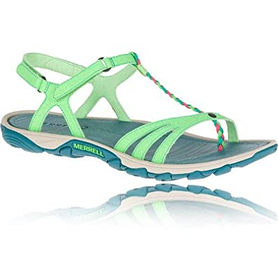 712d282062e7 Merrell Women s Enoki Twist Hiking Sandals  Amazon.co.uk  Shoes   Bags