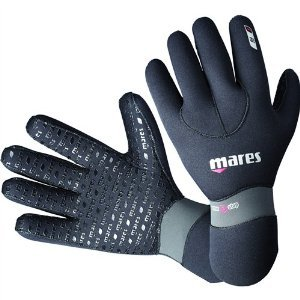 Mares Flexa Fit 5mm Gloves - X-Large (Stretch Dive Glove)