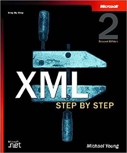 young m j 2002 xml step by step second edition microsoft press