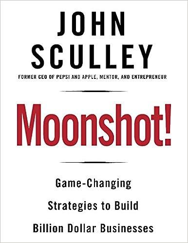 Moonshot!: Game-Changing Strategies to Build Billion-Dollar