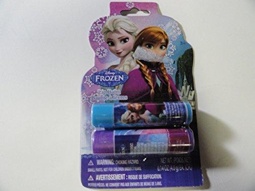 Disney Frozen Lip Balm 2 pack