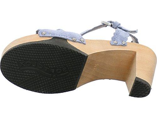 Softclox Sandalette Lyseblå J24kyD2hq