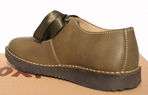 Khaki Mora Up Down Shoe Lace Stitch Oxygen YqwaRAa