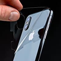 GADGETS WRAP Apple iPhone 10 iPhone X/iPhone Xs Transparent Glossy Skin for Back