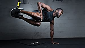 TRX Training Training Mat, Fit Your Workout in Anytime, Anywhere