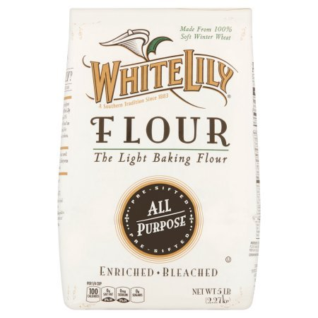 White Lily All-Purpose Flour, 5 lbs