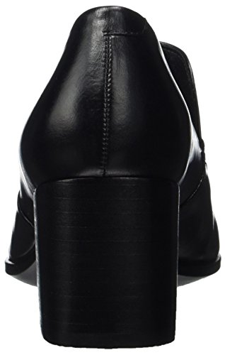 Ecco Shape 45 Pointy Block, Mocassins Femme Noir (Black)