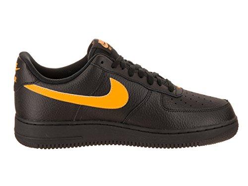 Nike Air Force 1 Mens Stil: Aa4083 Mens Aa4083-002 Svart / Amarillo