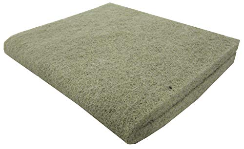 EA Premium Nitrate Reducer Filter Pad 18x10 - Cut to Fit for Aquariums and Pond - Nitrate Filter Media