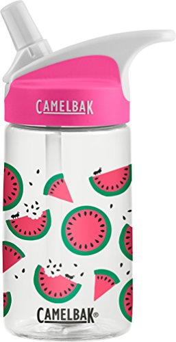 CamelBak Eddy Kids Water Bottle, Watermelon, 4 L