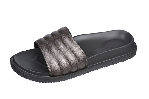 Sandal Copper Toe Mens Fiallo Rippled Overfoot Beach Open J Slide 8Tq1n