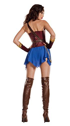 Party King Women's Glamazonian Costume, Multi, Medium