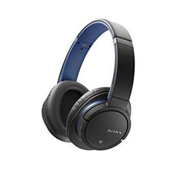 Sony mdr-zx770bt/L Bluetooth inalámbrico auriculares estéreo w/micrófono NFC – Azul