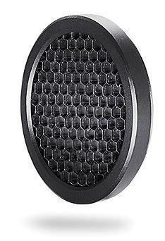 Hawke Sport Optics 50mm AO Honeycomb Sunshade, Black