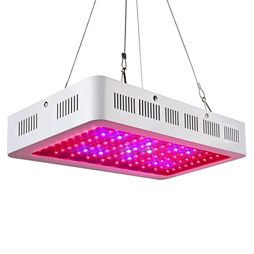 LED Grow Light, Frideko 1200W Plant Lamps Plant Growing Bulb Full Specturm with UV&IR for Greenhouse Hydroponic of Indoor Plants Veg and Flower by Frideko