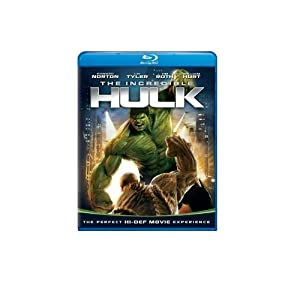 The Incredible Hulk [Blu-ray] by Universal Studios