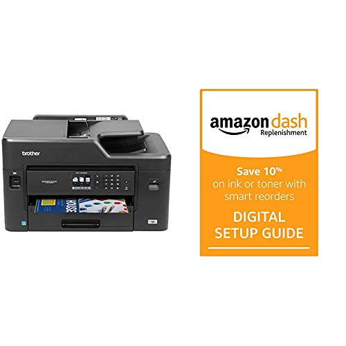 Fantastic Deal! Brother MFC-J5330DW All-in-One Color Inkjet Printer, Wireless Connectivity, Automati...