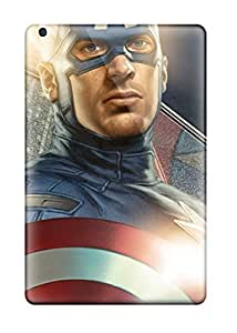 High-quality Durability Case For Ipad Mini/mini 2(captain America The First Avenger )