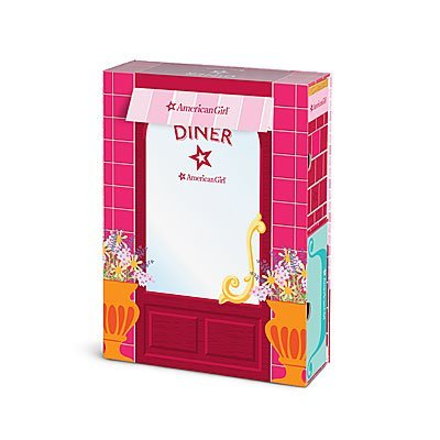 American Girl Deluxe Diner Set (American Girl Doll Dining Book)