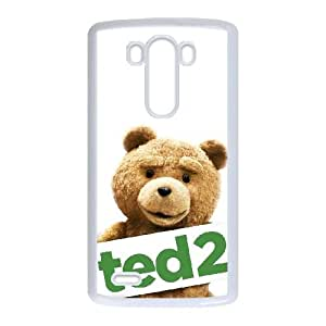 LG G3 Cell Phone Case White Ted Dlfc