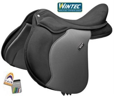 Wintec 2000 All Purpose Saddle CAIR 17 Black (Saddle Dressage Wintec)