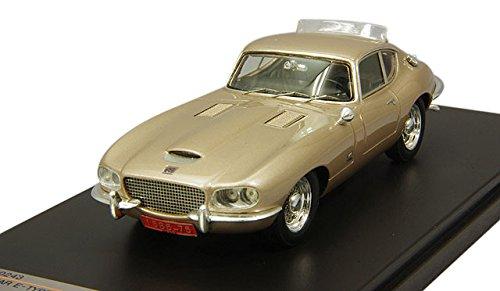1/43 ジャガー E-TYPE `Loewy` 1966(シャンパンゴールド) PR0243