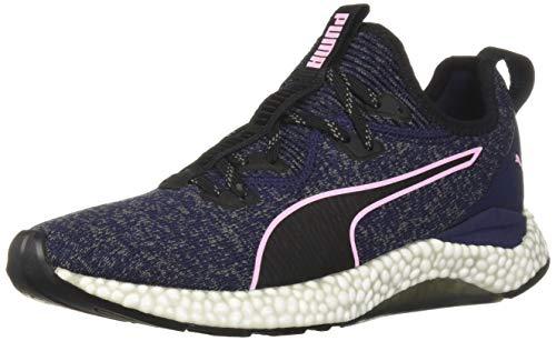 PUMA Women's Hybrid Runner Sneaker Peacoat-Lilac Sachet 10.5 M US ()