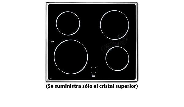 ANCASTOR Cristal VITROCERÁMICA TEKA VTC-E. FER40TK5022 ...