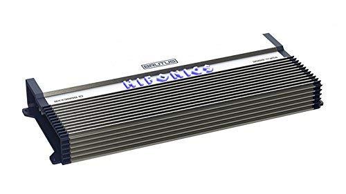 Hifonics BXX3000.1D Brutus Class D 3000W RMS 1 Ohm Mono Car Subwoofer Amplifier (3000w Car Audio)